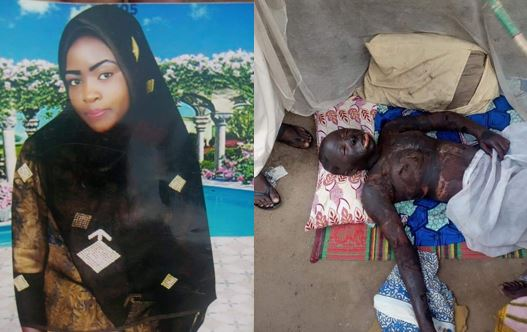 17-year-old girl in Zamfara sets herself ablaze over fiance's inability to pay N17,000 dowry demanded by her father
