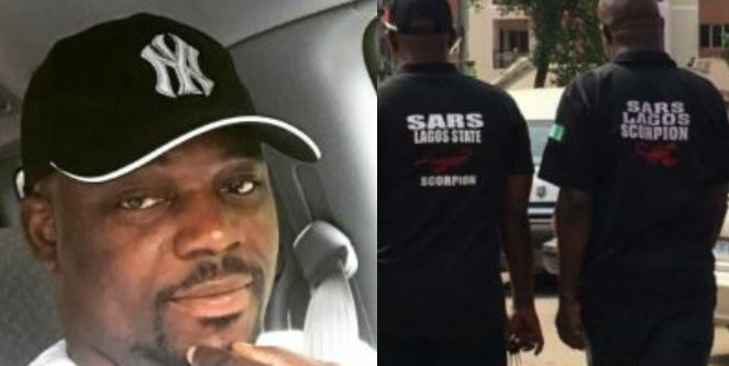 Man narrates how SARS officers forced him and friends to pay N500k ransom, shares the screenshots of bank transactions