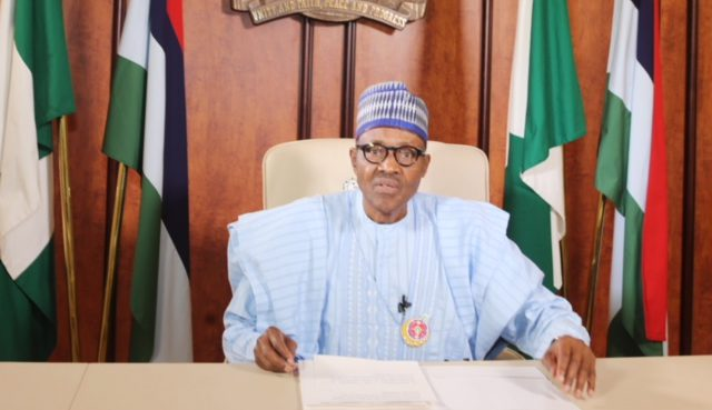 Full text of Buhari's Independence Day speech
