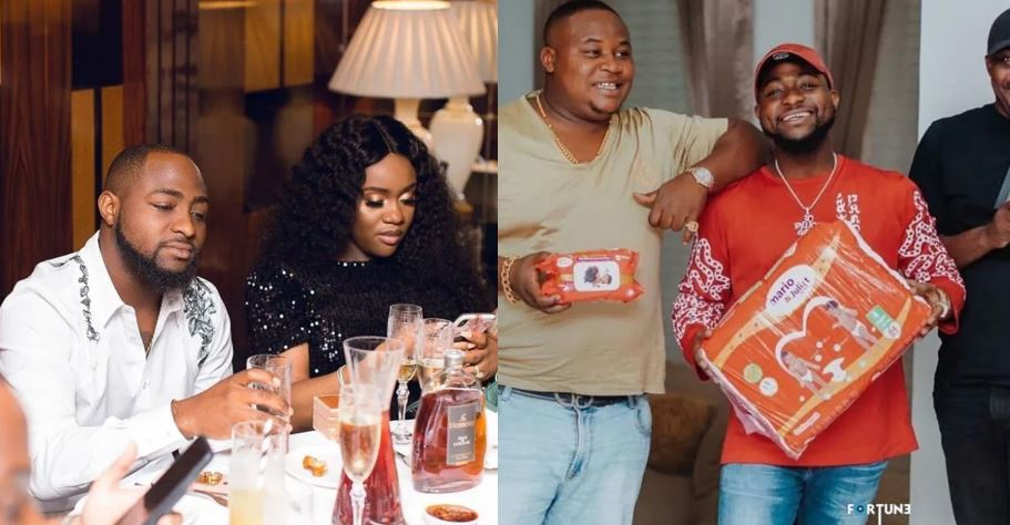 Chioma reacts as her unborn child get endorsement deal with 'Mario & Juliet' baby diapers