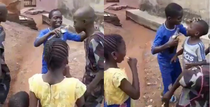 Video of the Day: Funny video of 10 kids sharing a bottle of Coke
