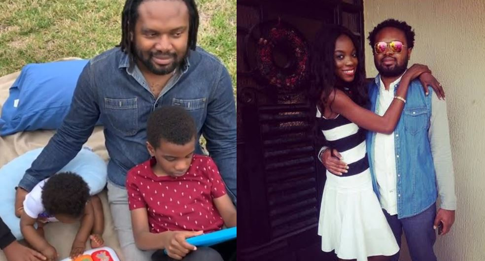 Cobhams Asuquo's wife reveals in an interview that their son was born blind