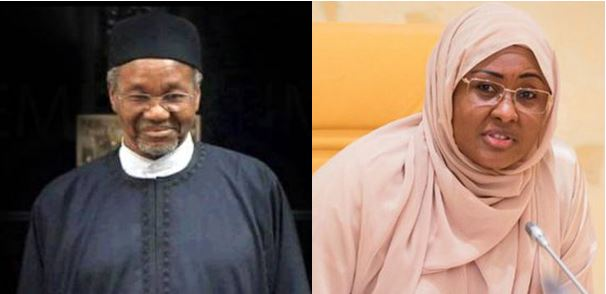 Mamman Daura's daughter narrates how Aisha Buhari attacked her in Aso Villa (Audio)