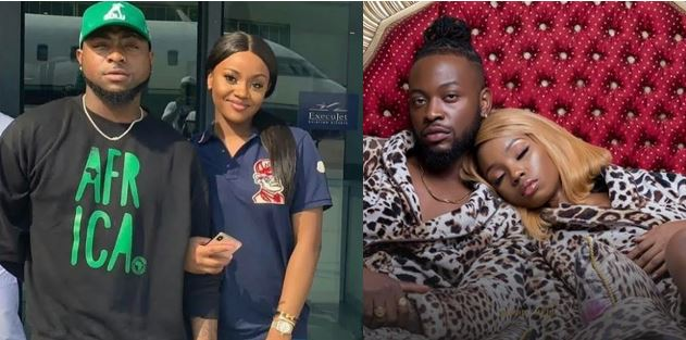 Davido shares what it feels like having a wife, Teddy A agrees