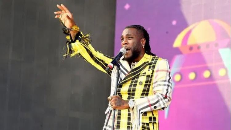 Burna Boy reveals what God has been doing for him