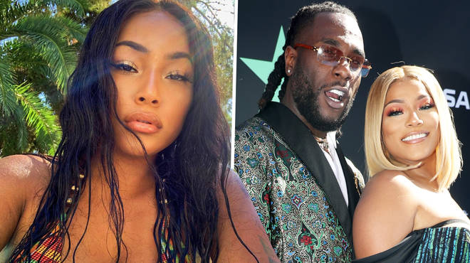 Burna Boy unfollows everyone on Instagram except his girlfriend