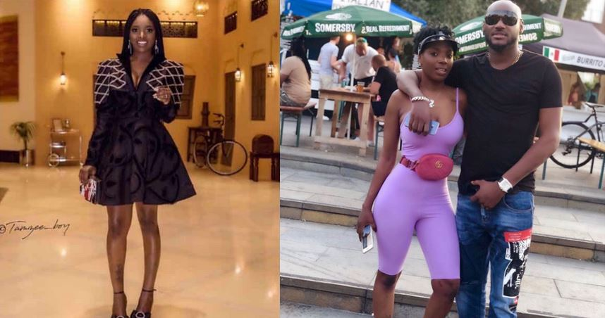 Annie Idibia replies a body-shamer who told her to fix her bow legs