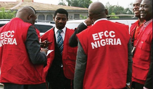 """Grow, Don't blow"" -EFCC to youths"