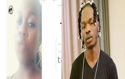 Lady begs Naira Marley to have sex with her