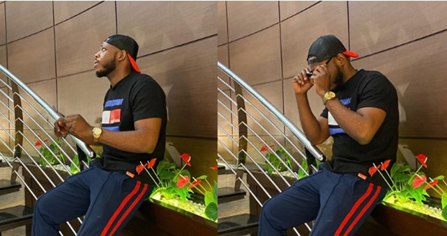 """After several attempts to flee Nigeria"" – Frodd says as he enjoys all-expense-paid vacation in Dubai"