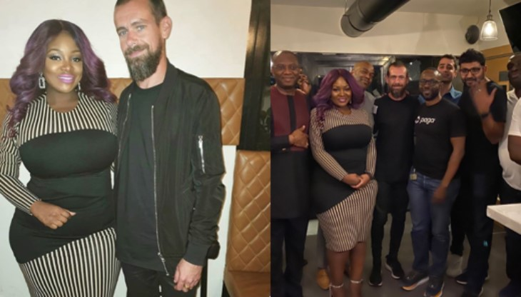 Twitter CEO, Jack Dorsey announces his arrival in Nigeria