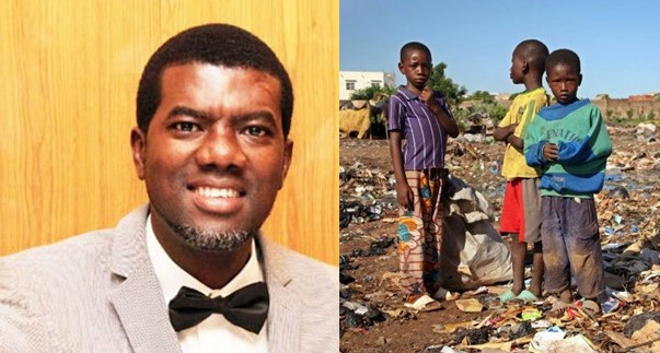 Six Nigerians enter extreme poverty every minute – Reno Omokri makes shocking revelation