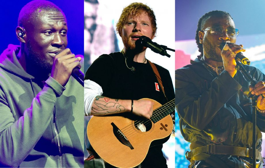 VIDEO: Burna Boy joins UK's Ed Sheeran and Stormzy in 'Own It' song