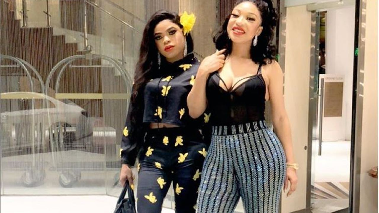 Bobrisky breaks heart of people waiting for 'Fight Day with Tonto Dikeh'