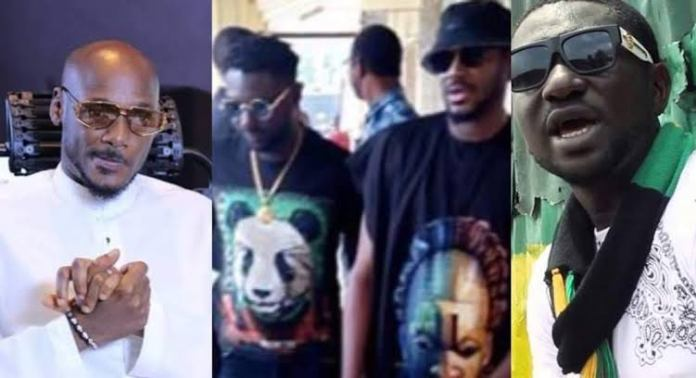 Tuface and Blackface finally settle out of court