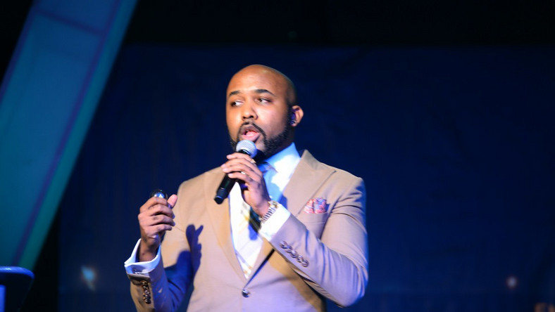 Banky W reveals how he performed for Armed Robbers in Lagos