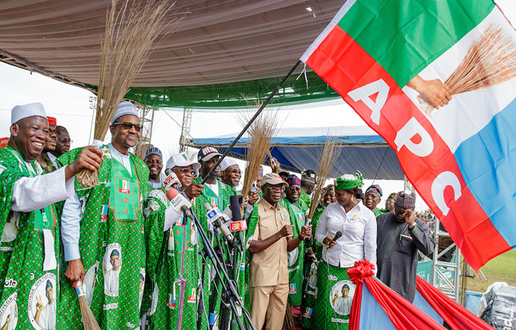 APC member set to be expelled for making third term plans