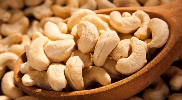 Cashew nut: Its nutritious and health benefits