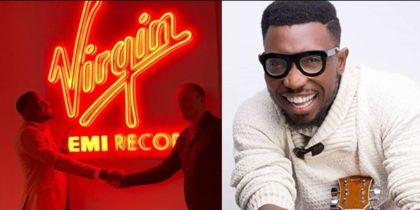 Timi Dakolo signs deal with Universal Music Group's Virgin EMI Records