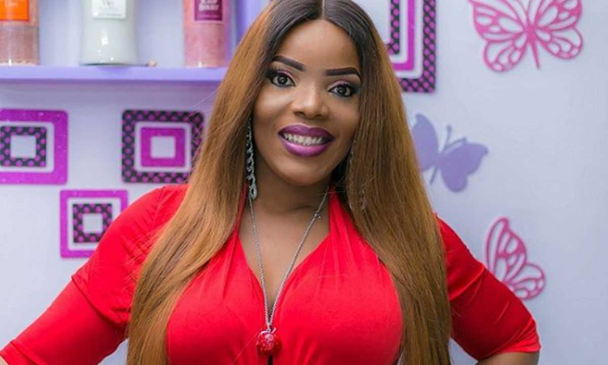 Nollywood actress, Empress Njamah reveals mosquito that bit her, sentenced to death (VIDEO)