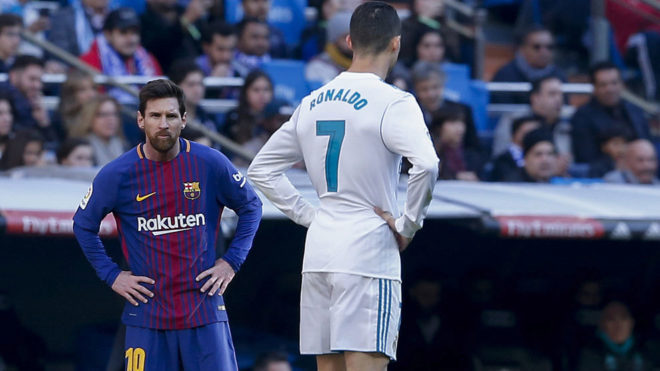 Messi set to break another Cristiano Ronaldo's record