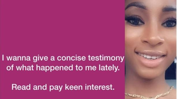 Testimony: Nigerian model narrates how she escaped from ritualist's vehicle