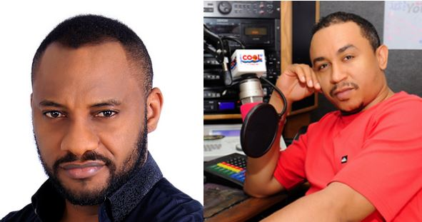Daddy Freeze blasts Yul Edochie for saying he cannot pray for his enemies