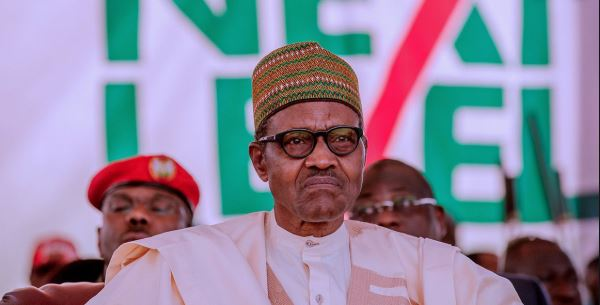 We are not opening the border anytime soon – President Buhari