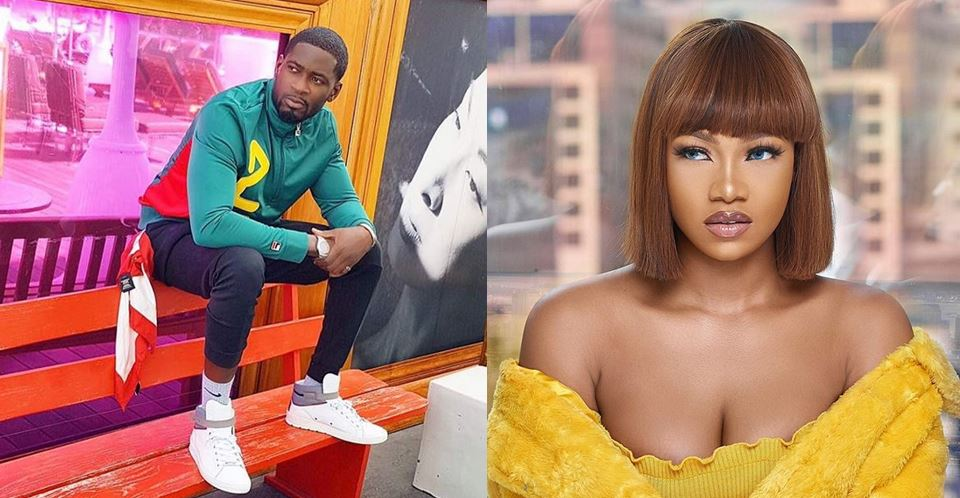 Teebillz sends emotional letter to Tacha and her fans
