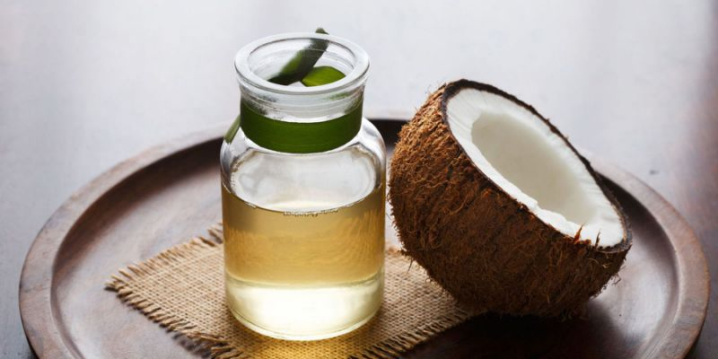 DIY. how to make coconut oil