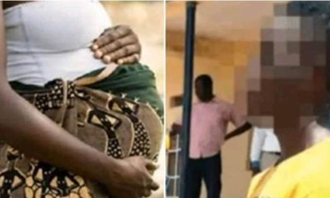 19-year-old boy impregnates his mom while testing love charm