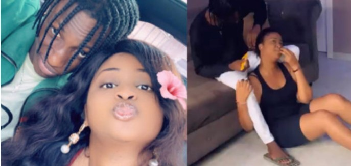 Actress Etinosa introduces her boyfriend who is 10 years younger