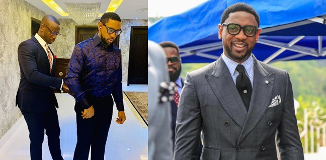Biodun Fatoyinbo reveals the 'ritual' he does before mounting the pulpit
