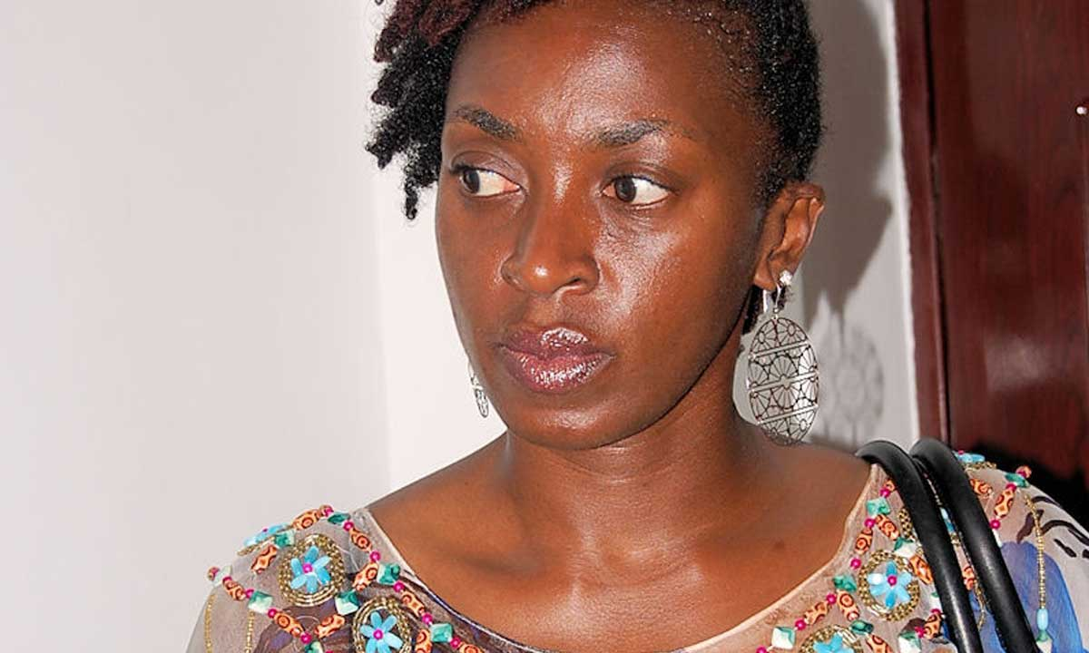 Kate Henshaw laments 'Nigerians never learn' as people scoop fuel from fallen Tanker (SEE VIDEO)