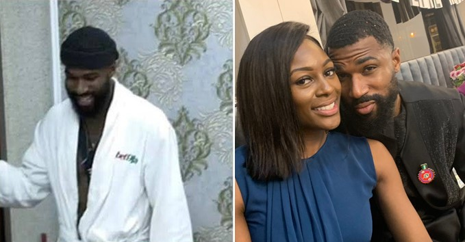 'Nothing Musa no go see' – Nigerians react as Mike is set to auction the robe he used in BBNaija house