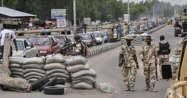 Nigerian Army reveals using phone at military checkpoint is wrong