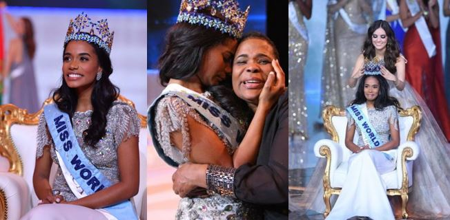 23-year-old Miss Jamaica wins 2019 Miss World pageant (photos)