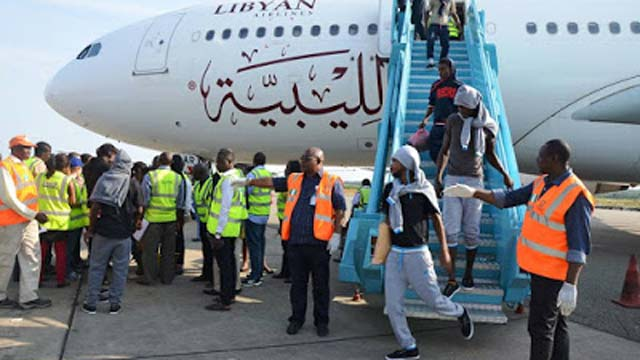 Libyan Government deports another set of Nigerians