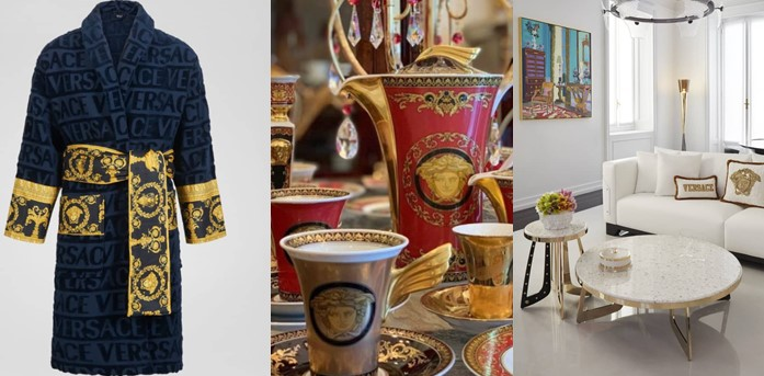 Photos: Africa's first Versace home showroom launches in Port Harcourt