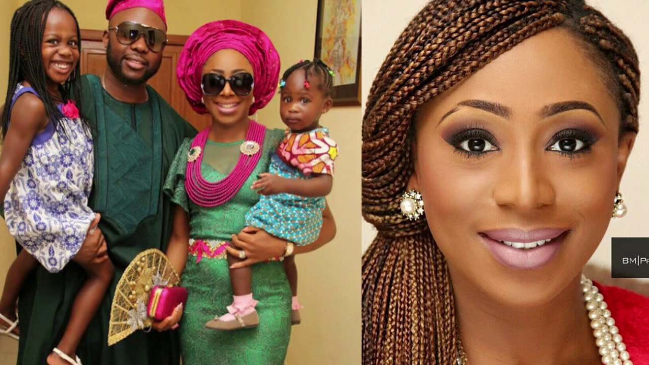Nollywood actress Dakore Egbuson-Akande reveals lies are being peddled against her marriage, says she's still happily married