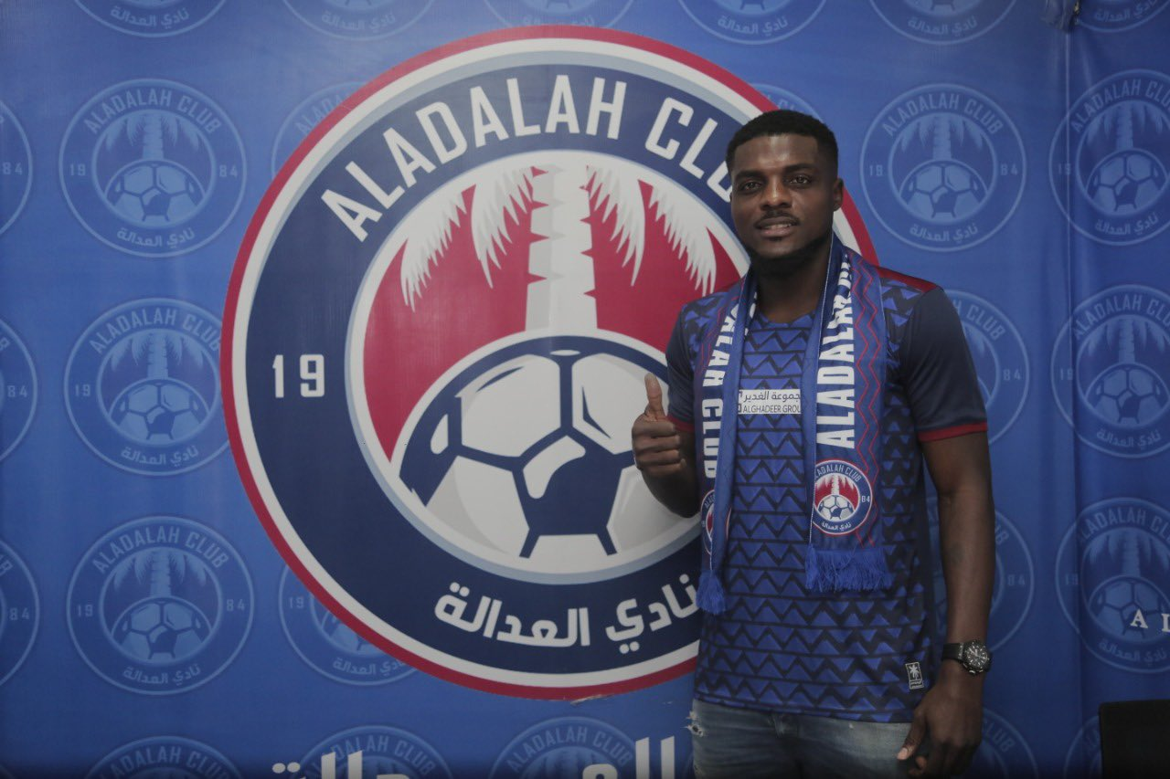 Super Eagles midfielder, John Ogu finally completes transfer to new club after not playing since AFCON 2019