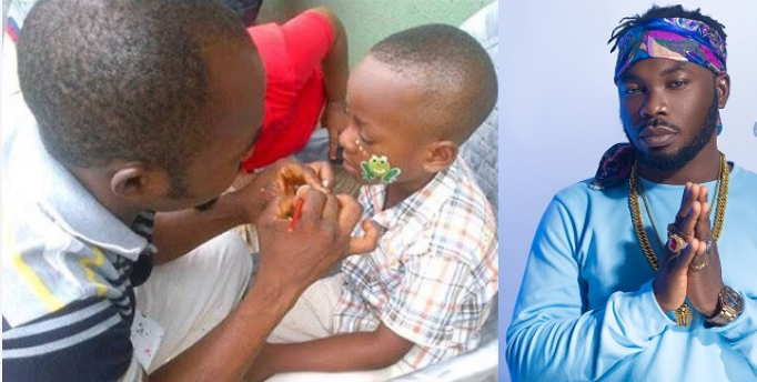 I used to paint children's faces for #50 before grace found me -Slimcase