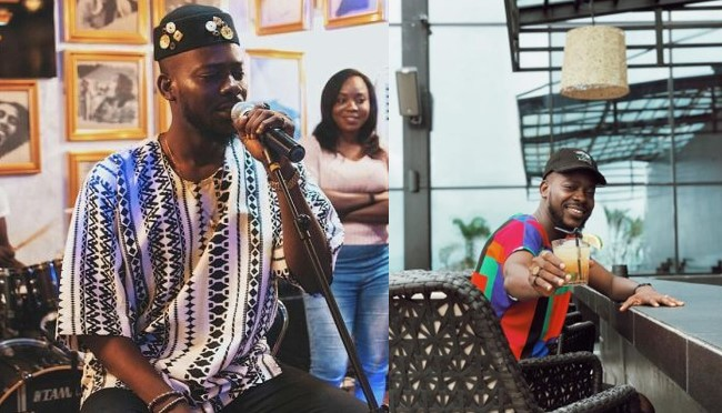 Adekunle Gold advises fans to bet on themselves and take bigger risks