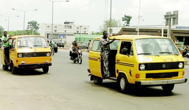 Lagos danfo driver crushes okada rider to death