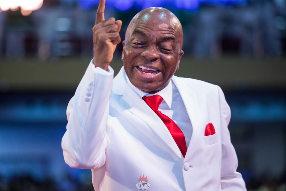 Coronavirus is declared dead, Oyedepo reveals (VIDEO)