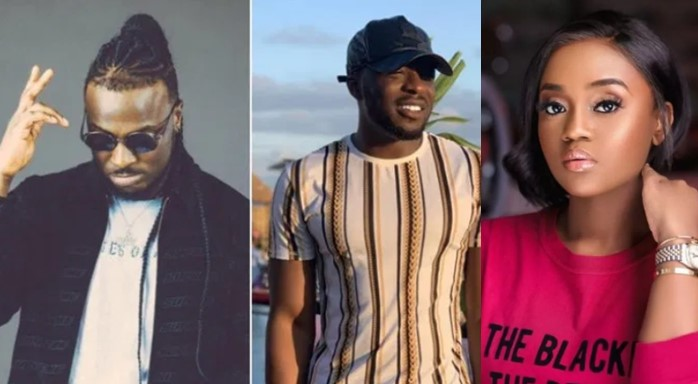 Chioma was Peruzzi's side chic , he pimped her out to Davido – CEO Golden Boy Ent alleges