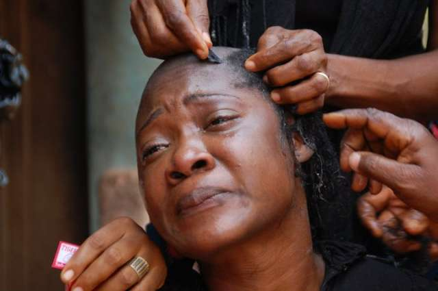 6 Nollywood actresses who went bald for a movie