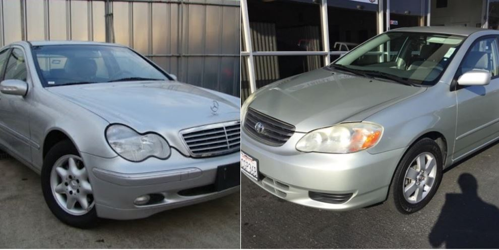 List of Toyota and Mercedes Benz cars you can buy from N700,000