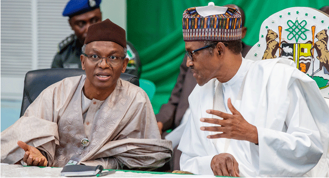 El-Rufai says Nigeria's next President should come from the South