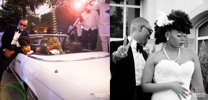 See photos from the glamorous wedding of veteran broadcaster, Eugenia Abu's son